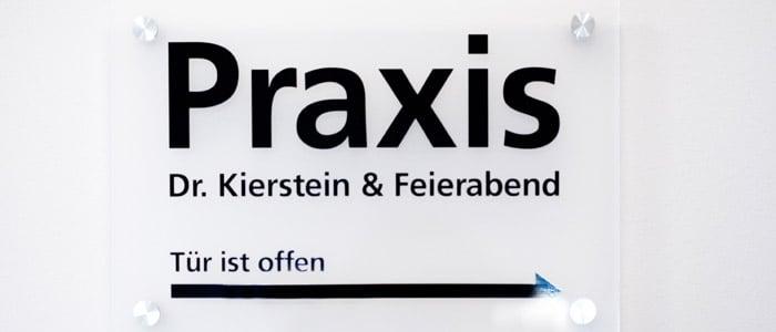 Praxis Dr. Kierstein & Dr. Feierabend in Mainz-Gonsenheim
